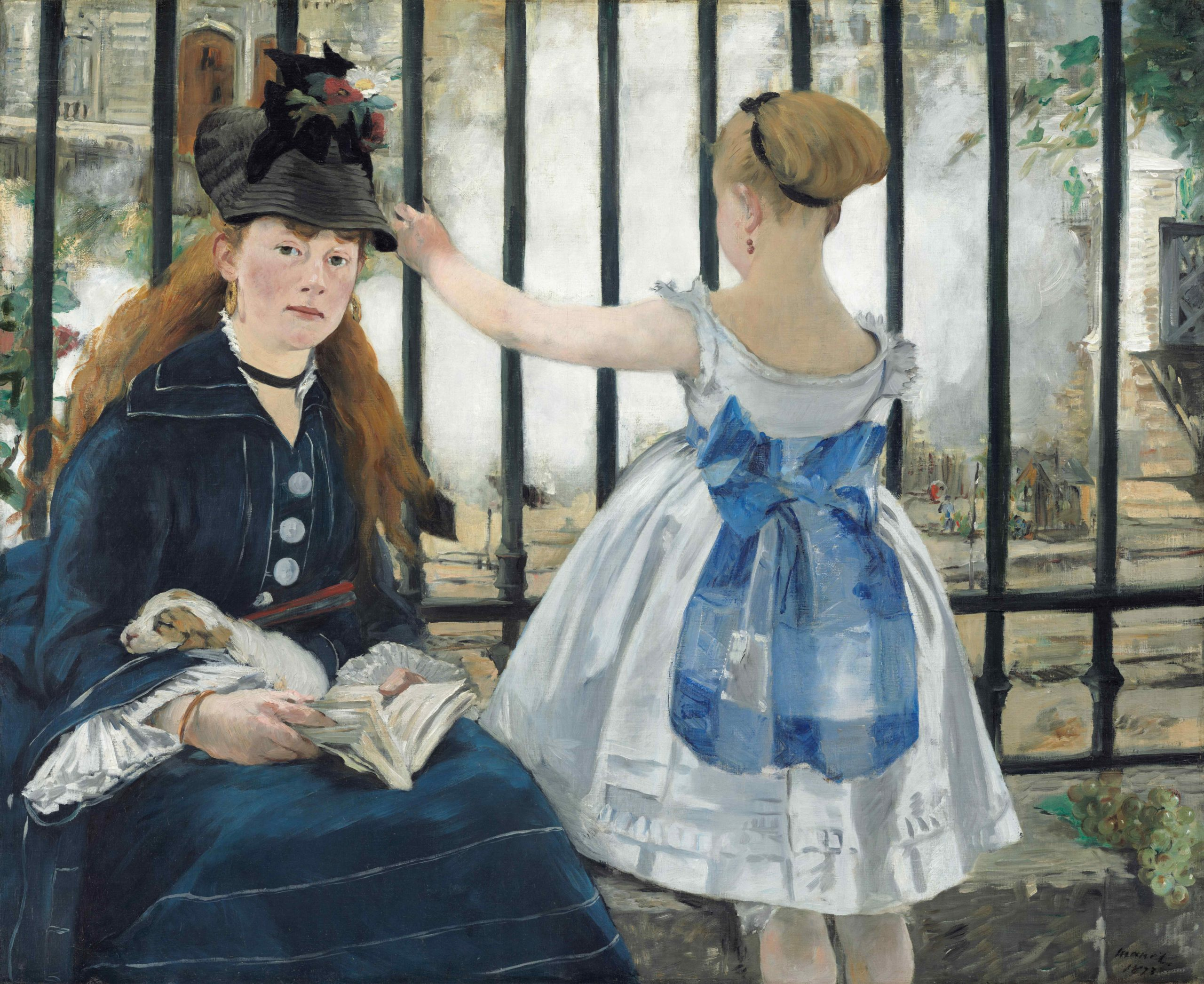 Exhibition – Manet: Portraying Life