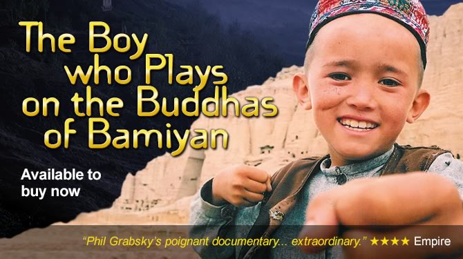 The Boy Who Played On The Buddhas Of Bamiyan