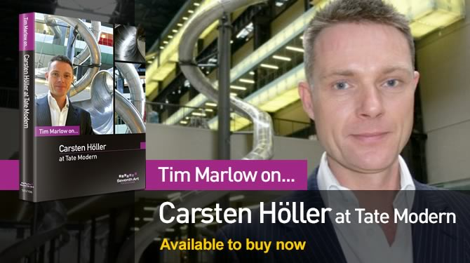 Tim Marlow on Carsten Holler