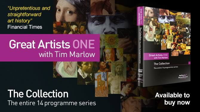 Great Artists One with Tim Marlow