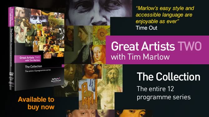 Great Artists Two with Tim Marlow