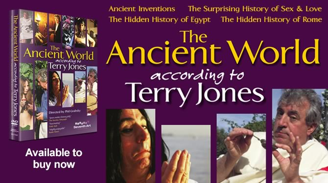 The Ancient World According to TerryJones