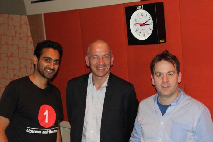 Phil interviewed on Radio National