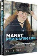 Manet Portraying Life
