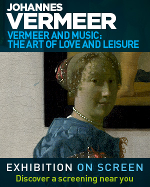 Vermeer and Music: available worldwide on DVD