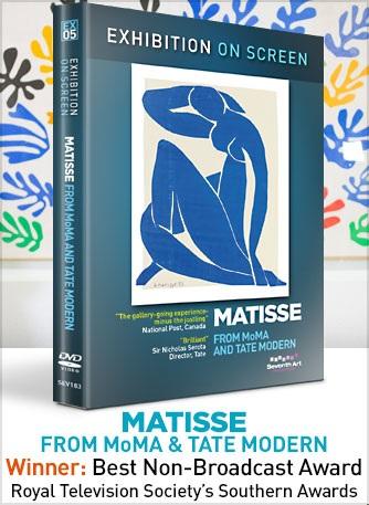 Matisse award
