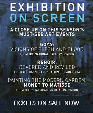 EXHIBITION ON SCREEN SEASON 3